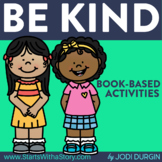 BE KIND Activities and Read Aloud Lessons for Digital Learning