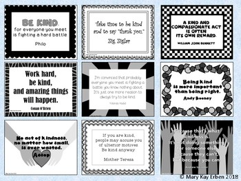 BE KIND: Posters, ClipArt & SlideShow for Kindness, Compassion, & Friendship