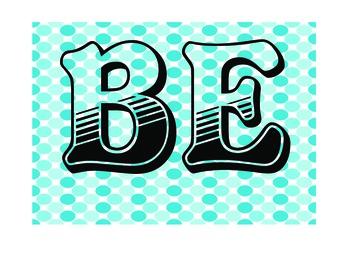 BE bulletin board