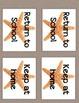 B.E.A.C.H. Folder or Binder Cover *Parent Communication Tool*
