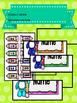BEAR - Y CUTE {editable} DESKPLATES, CLASSROOM LABELS AND LOCKER TAGS