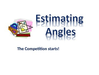 BEARINGS - ANGLES - ESTIMATION - EXAMINATION QUESTIONS