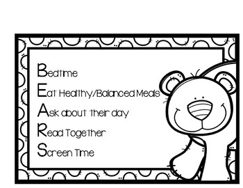 BEARS - Home Visit Helper