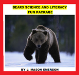 BEARS SCIENCE AND LITERACY  FUN PACKAGE