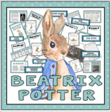 BEATRIX POTTER TEACHING RESOURCES ENGLISH READING AUTHOR PETER RABBIT