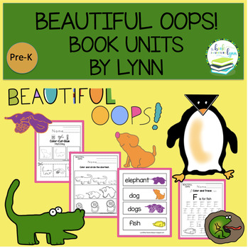 BEAUTIFUL OOPS! BOOK UNIT