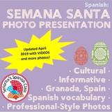Spanish - BEAUTIFUL Semana Santa Powerpoint with Original Photos