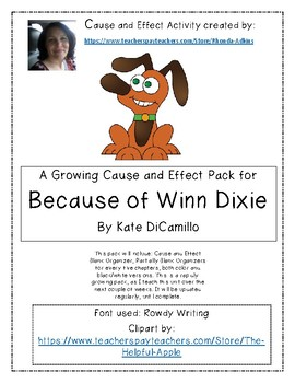 BECAUSE OF WINN DIXIE CAUSE AND EFFECT