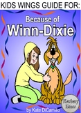 BECAUSE OF WINN-DIXIE (Newbery Honor Book) PLUS HOW TO TALK TO YOUR DOG