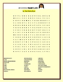 BECOMING NAOMI LEON- A WORD SEARCH ON THIS MULTICULTURAL NOVEL