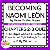 BECOMING NAOMI LEON | CHAPTER 2 | PRINTABLE AND DIGITAL (G
