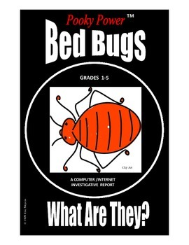 BED BUGS  10-PAGE 2-DAY LAB RESEARCH for  HEALTH and  SCIENCE