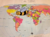 """""""BEE"""" A MAPMAKER"""