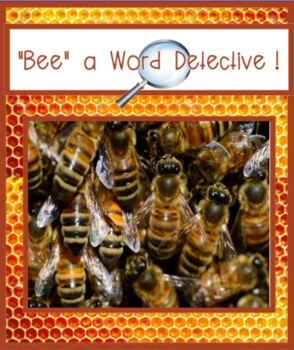 BEE  A  WORD  DETECTIVE  Context Clues Practice