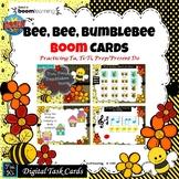 BEE, BEE, BUMBLEBEE (Ta, Ti-Ti): MUSIC BOOM CARDS--TASK CA