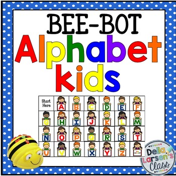 BEE-BOT Alphabet kids