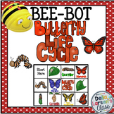 BEE-BOT Butterflyl Life Cycle