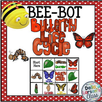 BEE-BOT Butterfly Life Cycle