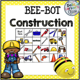 BEE-BOT Construction tools and trucks