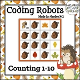 BEE BOT - Fall Counting - VA SOL Math K.1a