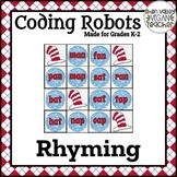 Coding Robots (Bee-Bot & More) - Rhyming - Read Across Ame