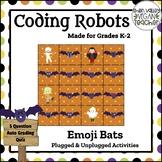 BEE BOT - Emoji Bats - Plugged & Unplugged