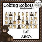 BEE BOT - Fall ABC's
