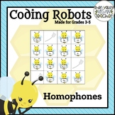 BEE BOT - Homophones - VA SOL English 3.3b