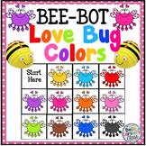 BEE-BOT Love Bug Colors