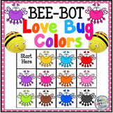 BEE-BOT Love Bug Colors