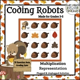 BEE BOT - Multiplication Representation - VA SOL Math 3.4a