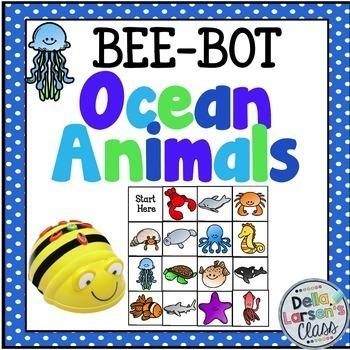 BEE BOT Ocean Animals