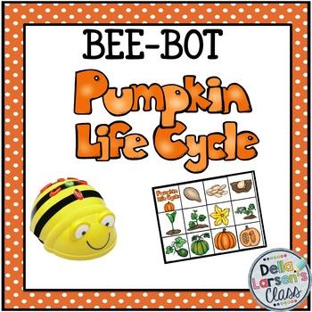 BEE-BOT Pumpkin Life Cycle