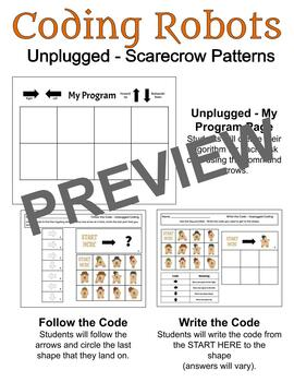 BEE BOT - Scarecrow Patterns - Plugged & Unplugged
