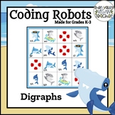 BEE BOT - Shark Digraphs - VA SOL English 1.6c