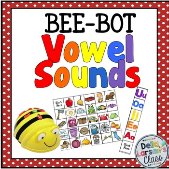 BEE BOT Short Vowel Sounds