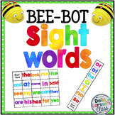 BEE BOT Sight Words