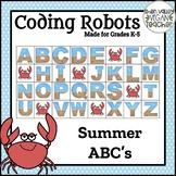 BEE BOT - Summer ABC's