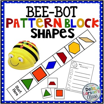 BEE-BOT Tangram Shapes
