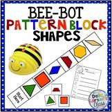 BEE-BOT  Pattern Block Shapes