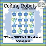 Bee Bot - Coding Robots - The Wild Robot - Vocabulary