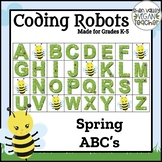 Bee Bot™️ - Spring ABC's