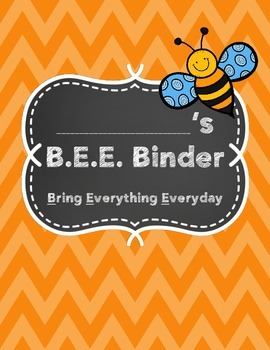 BEE Binder Files