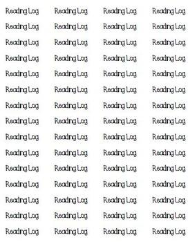 BEE Binder Labels (Return Address Size)