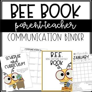 BEE Communication Binder