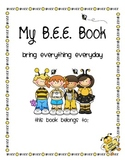 BEE Book Cover