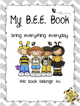 BEE Book (Everything you need to create your own!)