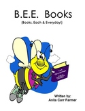 BEE Books Guided Reading/Take Home PrintableBook Set, volume 1 (14 books total)