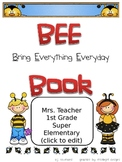 BEE Communication Folder
