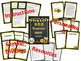 BEE Student Organization and Parent Communication Binder {